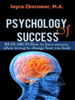 Psychology of Success -- RESEARCH