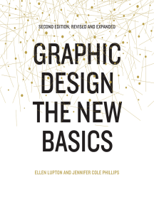 Graphic Design: The New Basics by Ellen Lupton and