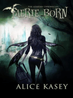 Faerie Born (The Azarian Chronicles, #1)