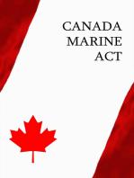 Canada Marine Act