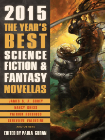 The Year's Best Science Fiction & Fantasy Novellas 2015: The Year's Best Science Fiction & Fantasy Novellas, #1