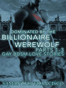 Dominated By The Billionaire Werewolf, Parts 1-3: Gay BDSM Love Stories, #2