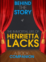 The Immortal Life of Henrietta Lacks - Behind the Story