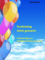 Fundraising leicht gemacht