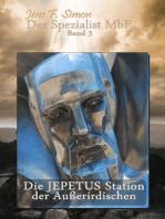 Die Jepetus Station der Außerirdischen