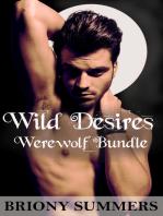 Wild Desires Werewolf Bundle