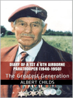 Diary of a 1st & 6th Airborne Paratrooper (1940-1950)