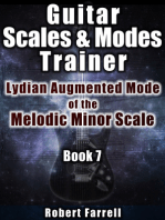 Guitar Scales and Modes Trainer