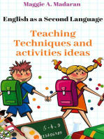English as a Second Language- Teaching Techniques and Activities Ideas