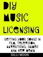 DIY Music Licensing