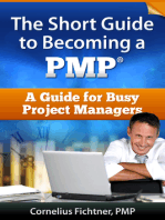 The Short Guide to Becoming a PMP