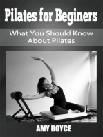 Pilates for Beginers: What You Should Know About Pilates