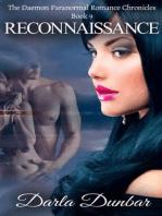 Reconnaissance (The Daemon Paranormal Romance Chronicles, #9)