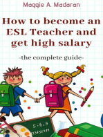 How to Become an ESL Teacher and Get High Salary-The Complete Guide
