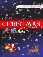 Christmas ABCs -- For Kids 2 - 5