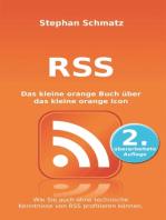 RSS - Das kleine orange Buch über das kleine orange Icon