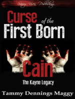 Curse of the First Born Cain (The Kayne Legacy, #1)