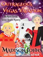 Outrageous Vegas Vacation (An Agnes Barton Senior Sleuths Mystery, #8)