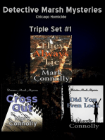 Detective Marsh Mysteries - Triple # 1