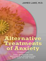 Alternative Treatments of Anxiety