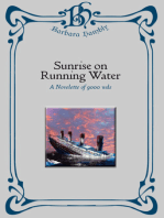 Sunrise on Running Water
