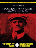 A Portrait of the Artist as a Young Man Thrift Study Edition