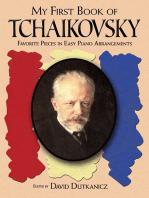 A First Book of Tchaikovsky