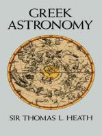 Greek Astronomy