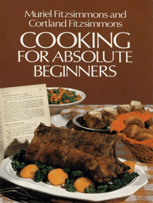 Cooking for Absolute Beginners
