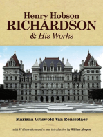 Henry Hobson Richardson and His Works