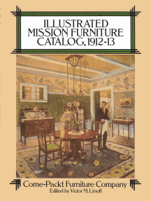 Illustrated Mission Furniture Catalog, 1912-13