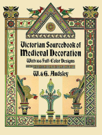 Victorian Sourcebook of Medieval Decoration