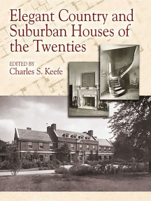 Elegant Country and Suburban Houses of the Twenties