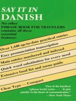 Say It in Danish