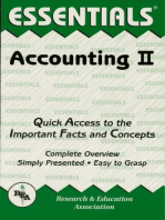 Accounting II Essentials