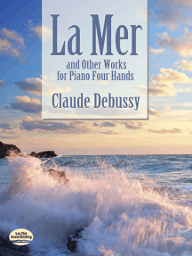 La Mer and Other Works for Piano Four Hands
