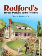 Radford's House Designs of the Twenties