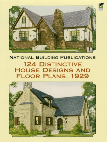124 Distinctive House Designs and Floor Plans, 1929