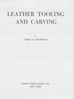 Leather Tooling and Carving