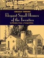 Elegant Small Homes of the Twenties