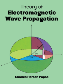 Theory of Electromagnetic Wave Propagation