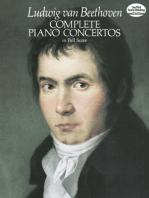 Complete Piano Concertos in Full Score