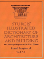 Sturgis' Illustrated Dictionary of Architecture and Building