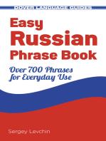 Easy Russian Phrase Book NEW EDITION