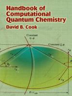 Handbook of Computational Quantum Chemistry