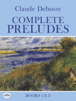 Complete Preludes, Books 1 and 2