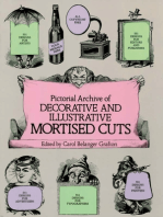 Pictorial Archive of Decorative and Illustrative Mortised Cuts