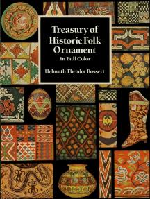 Treasury of Historic Folk Ornament in Full Color