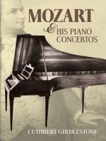 Mozart and His Piano Concertos