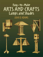 Easy-to-Make Arts and Crafts Lamps and Shades